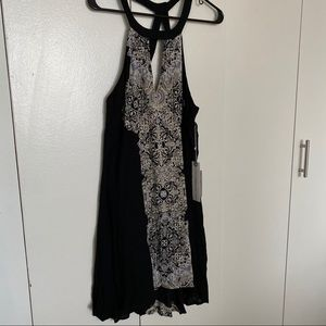 NWT - O'neill Dress - Paisley Print - M
